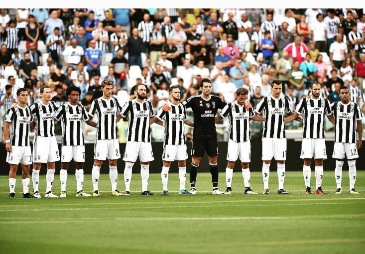 Juventus-Squad