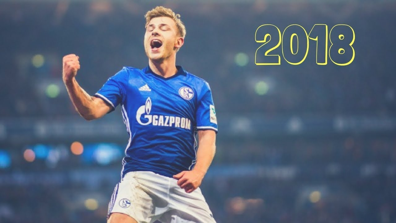 Max Meyer - Amazing Skills Show - 2018 || HD